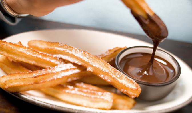 The Most Important Meal Of The Day? Around The World In 20 Breakfasts UNILAD churros23696