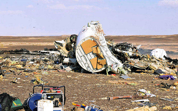 Russian Government Confirm Sinai Plane Disaster Caused By Terrorist Bomb Onboard UNILAD crash110755