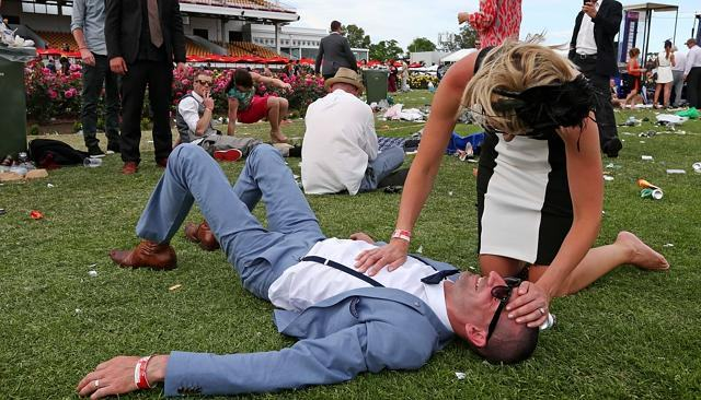 The Melbourne Cup: Australias Most Prestigious Horse Race Is Back UNILAD cup118147 640x366