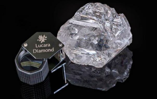 The Worlds Second Largest Diamond Of All Time Has Been Discovered UNILAD diamond8644
