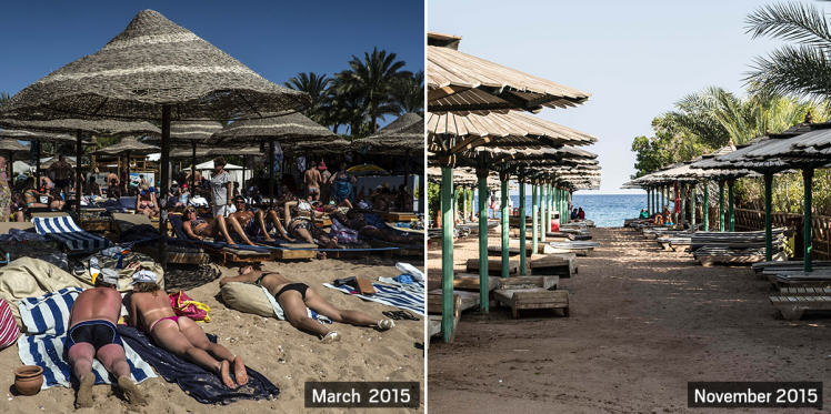 Egypt Resort Sharm El Sheikh Looks Like An Abandoned Ghost Town UNILAD egypt resort 190323
