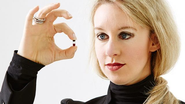 This Woman Dropped Out Of University At 19, Is Now Worth £5.9 Billion UNILAD elizabeth holmes 451358