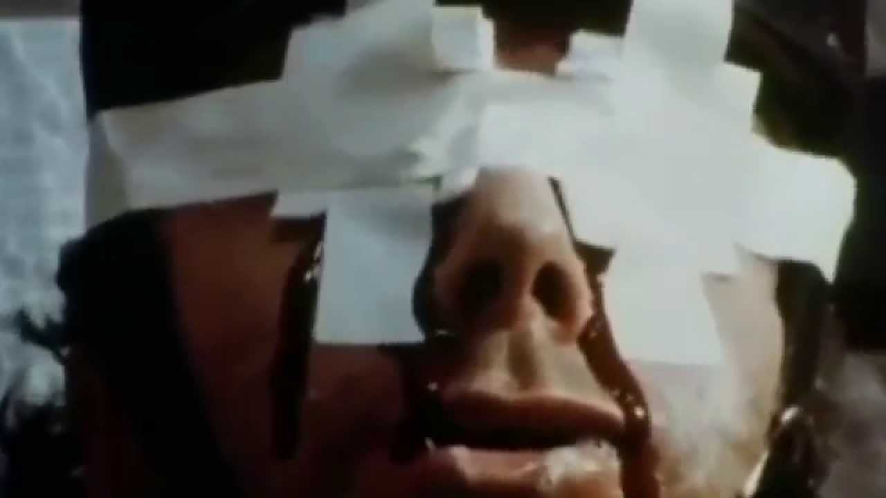 Eight Gruesome And Terrifying Films That Were Banned UNILAD faces40057