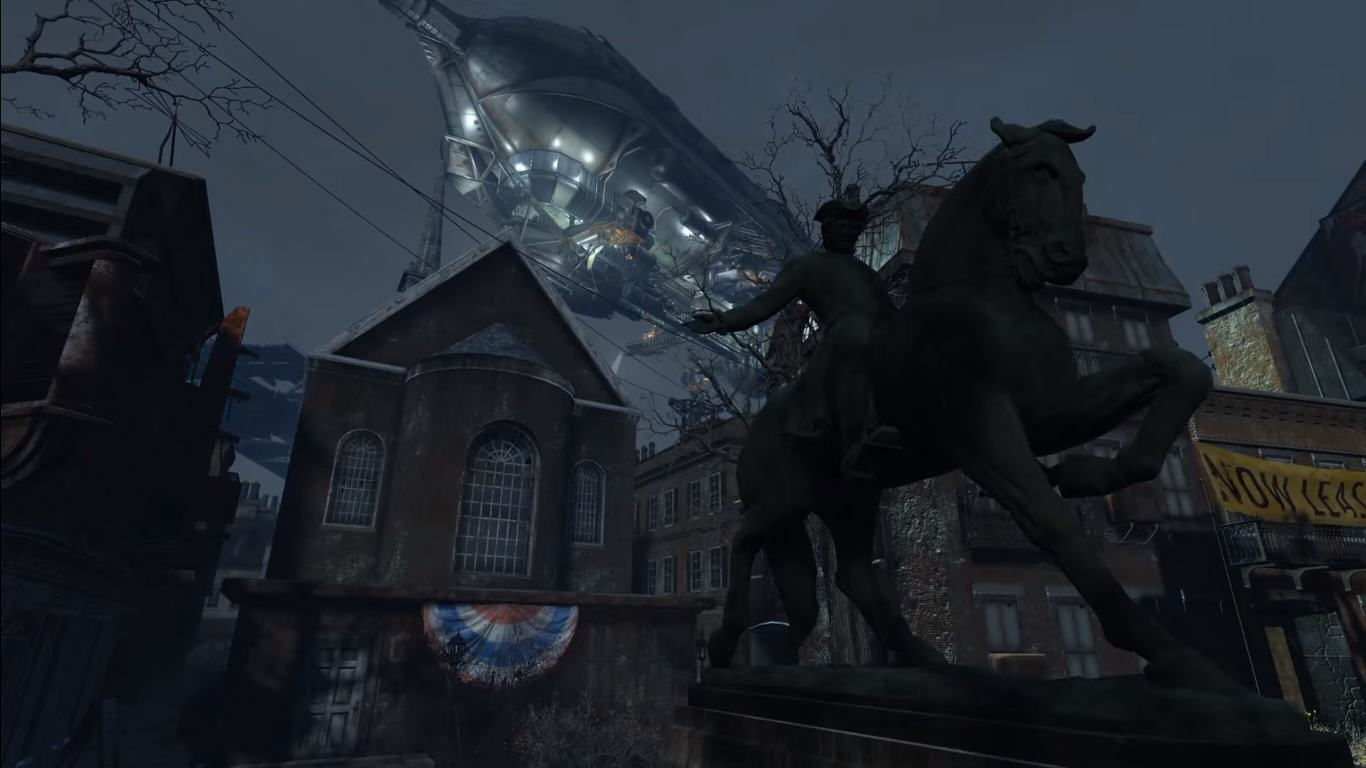 The Fallout 4 Launch Trailer Has Arrived And Its Absolutely Glorious UNILAD fallout34168