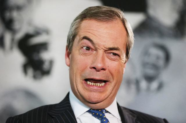 Ukip On The Verge Of Financial Ruin As 12,500 Members Jump Ship UNILAD farage a81796 640x426