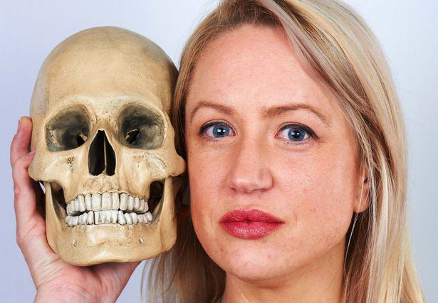This Woman Had A Flesh Eating Disease So Horrific She Sneezed Out Her Own Septum UNILAD flesh eating 11159