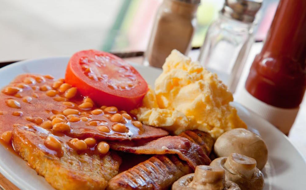 The Most Important Meal Of The Day? Around The World In 20 Breakfasts UNILAD fry up5978