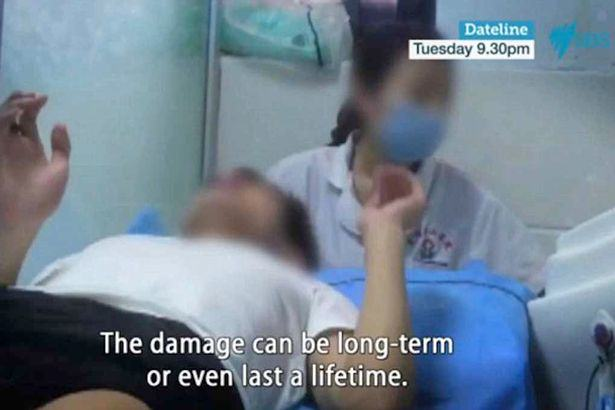 Undercover Video Shows Barbaric Electric Shock Therapy Used To Cure Gay People In China UNILAD gay shock 219831