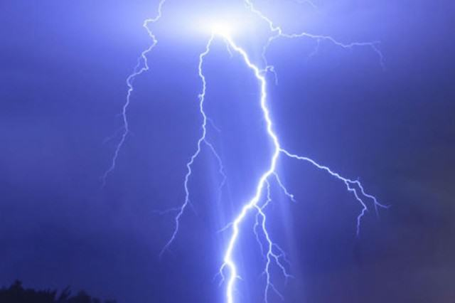 13 Of The Unluckiest Things To Happen On Friday The 13th UNILAD generic lightning93601 640x426
