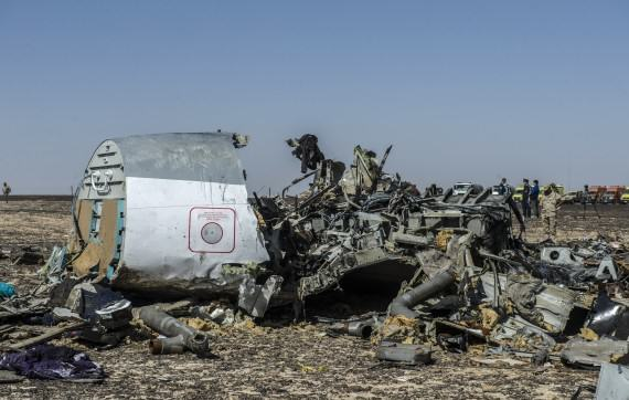 ISIS Shows Off 'Bomb' They Claim Brought Down Russian Plane Over Sinai UNILAD getty64936