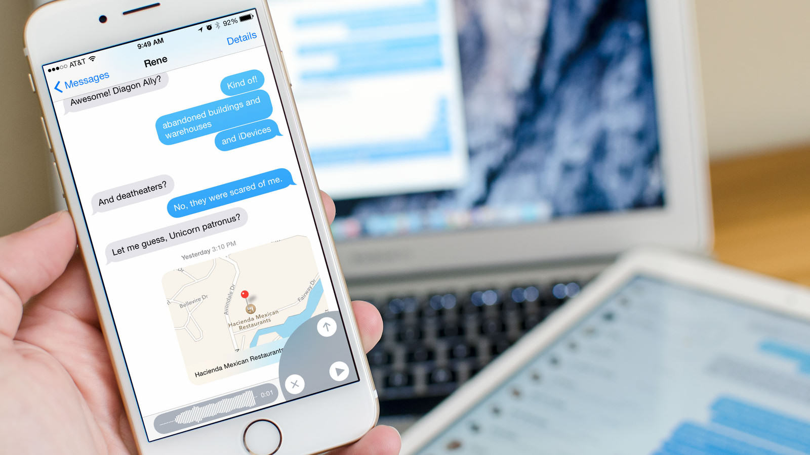 Someone Has Won $1 Million For Hacking The iPhone UNILAD imessage ultimate guide updated ios 8 hero46605