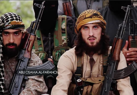 ISIS Claims Responsibility For Paris Attacks And Releases Video Threat UNILAD isis paris WEB80277