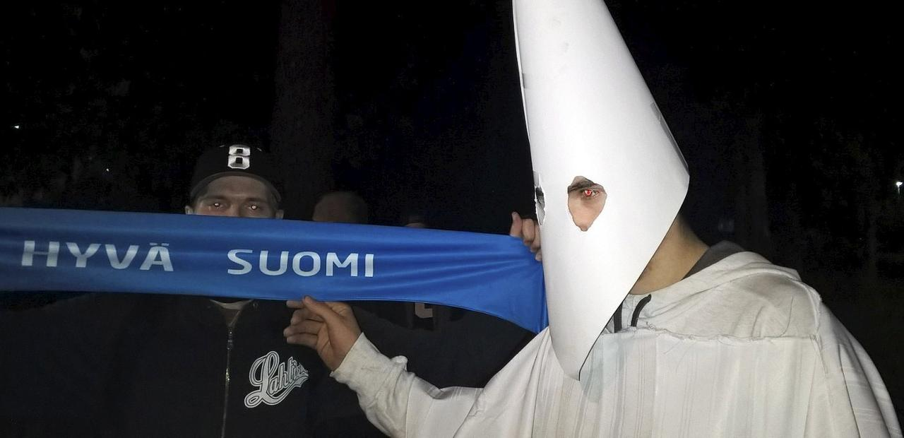 Anonymous Release Phone Numbers Of Alleged KKK Members UNILAD kkk1292733