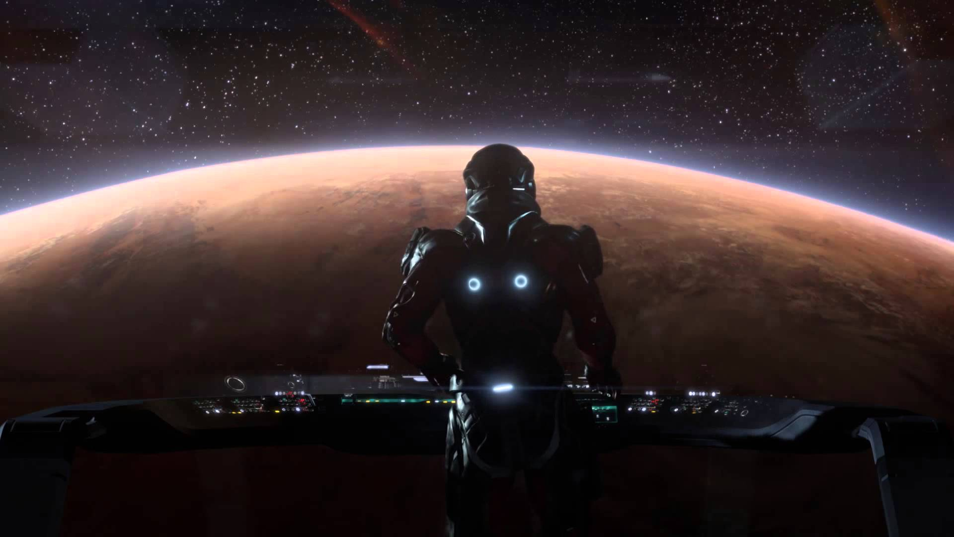 The Protagonist For Mass Effect: Andromeda Might Have Just Been Uncovered UNILAD maxresdefault48995