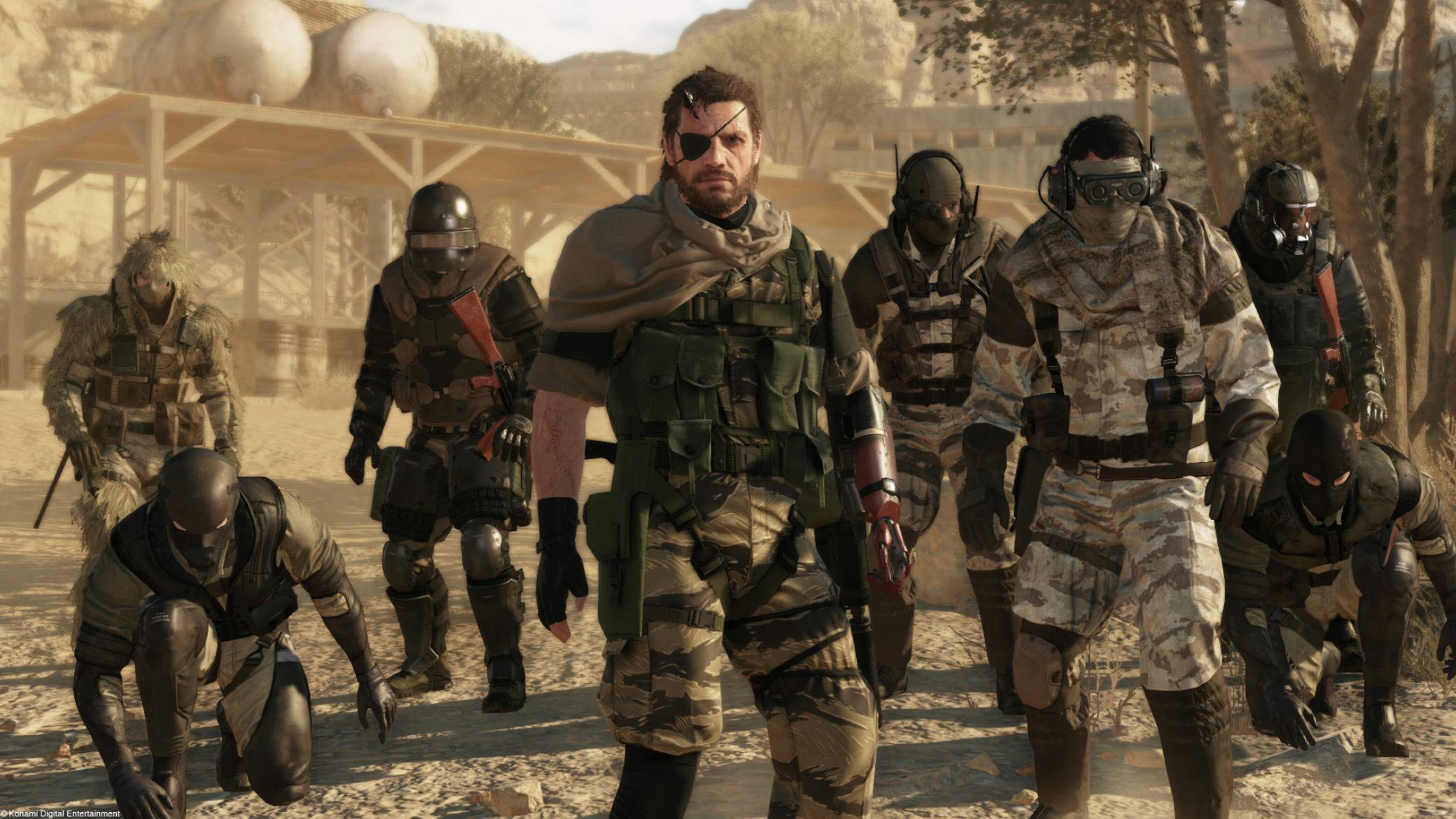 Studio Responsible For Metal Gear Online Has Been Closed By Konami UNILAD metal gear online 194690