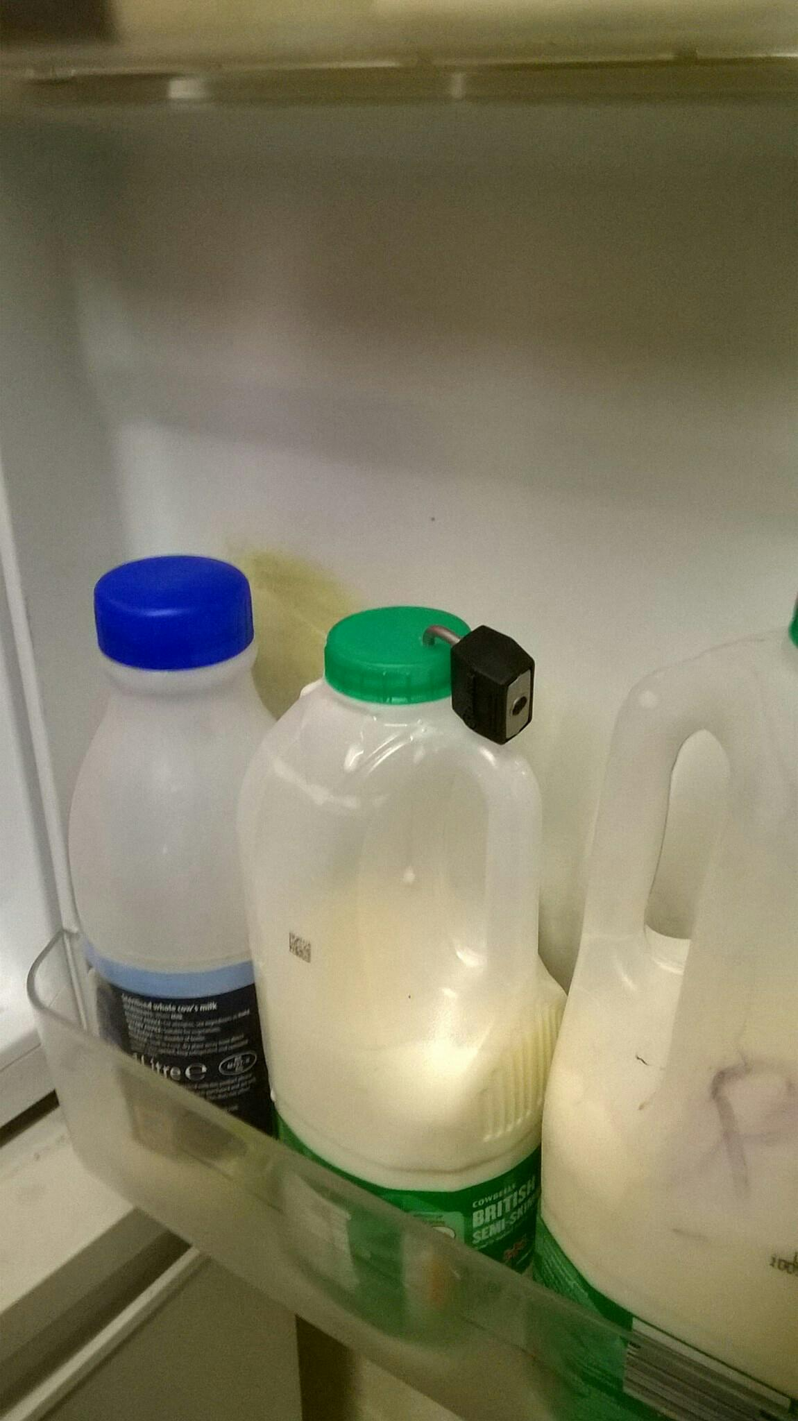 One Work Place Sees Row Over Milk Escalate Massively UNILAD milk mad17770