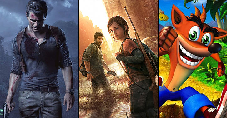 Naughty Dog Are Dropping Major Hints At More Games On PS4 UNILAD naughty975544803