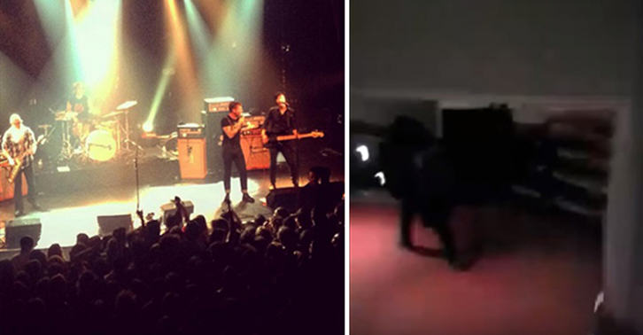 Paris Attacks: Eagles Of Death Metal Concert Footage May Show Gunman In Venue UNILAD paris eodm footage 2518935680