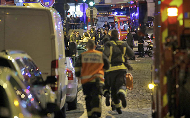 ISIS Terrorists Who Attacked Paris May Have Been High On Terror Potion UNILAD paris explosion58259