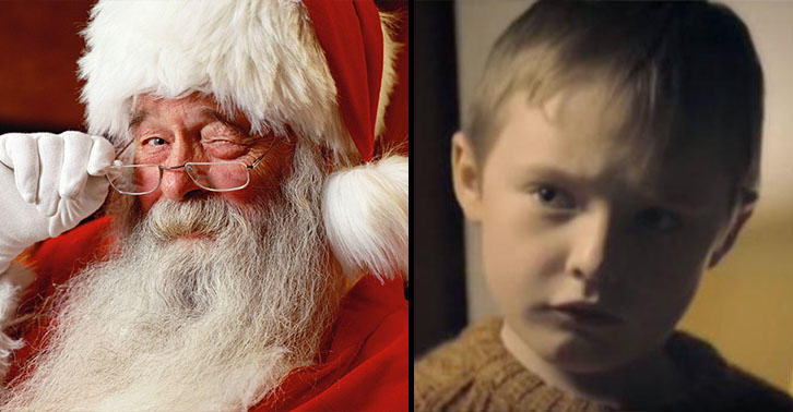 PayPal Christmas Advert Causes Outrage After It Implies Santa Isnt Real UNILAD paypal xmas 8111028158