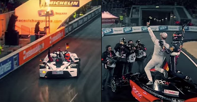 Race Of Champions 2015 Comes To London, Looks F*cking Insane UNILAD roc74132