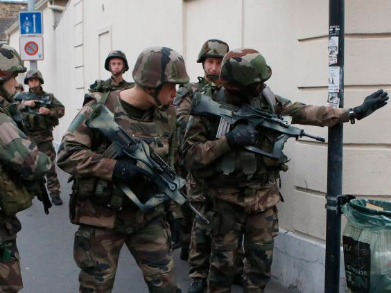 St Denis Raids Just In Time To Prevent Operation By Terrorists UNILAD saintdenisweb271134