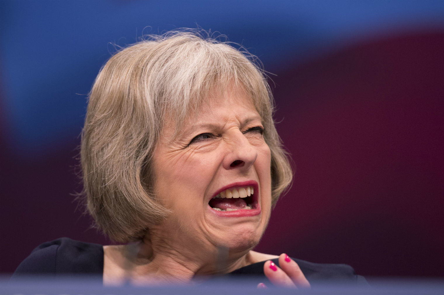 Theresa May Was Epically Called Out Over Her Claims That Taking Peoples Data Is Fine UNILAD surveillance bill 169788