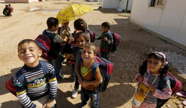 New App Launched To Help Feed Syrian Refugee Children UNILAD syria 115242