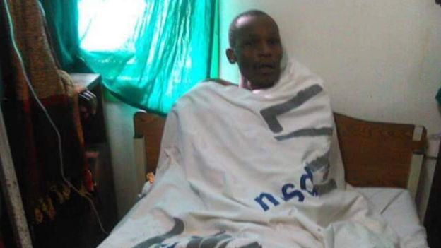 Five Tanzanian Miners Just Survived 41 Days Trapped Underground UNILAD tanzanian miners 390869