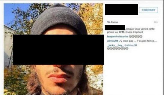 Paris Attacks: Eight Social Media Rumours That Were Completely False UNILAD terrorist46633