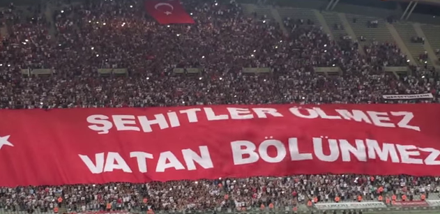 Did Turkish Football Fans Actually Boo Minute Of Silence For Paris? UNILAD turkey boo 310472