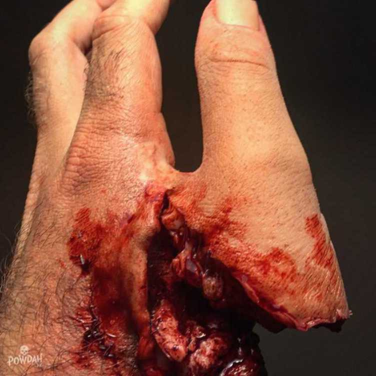 These Disgusting Cuts And Injuries Are Actually Incredible Makeup Work UNILAD wPkUrvh87309