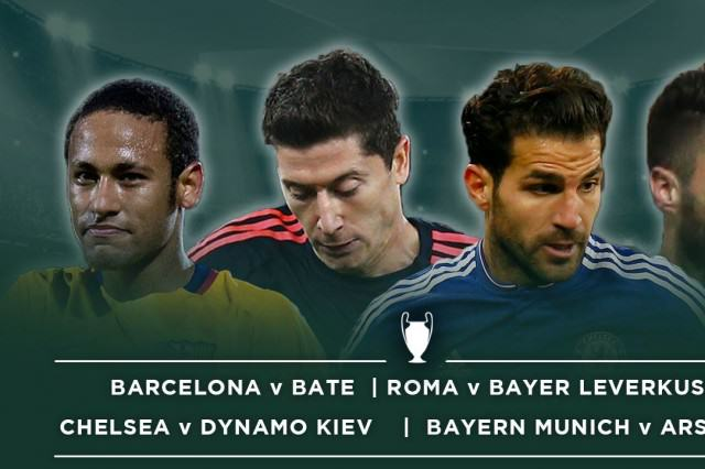 WATCH: Tonight's Uefa Champions League Preview