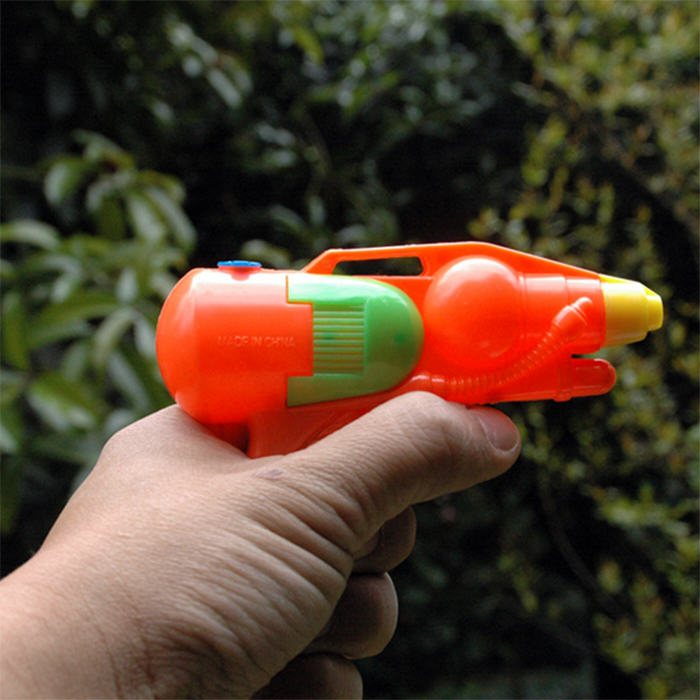 Sicko Arrested In New Mexico For Absolutely Disgusting Reason UNILAD water gun grim 219842