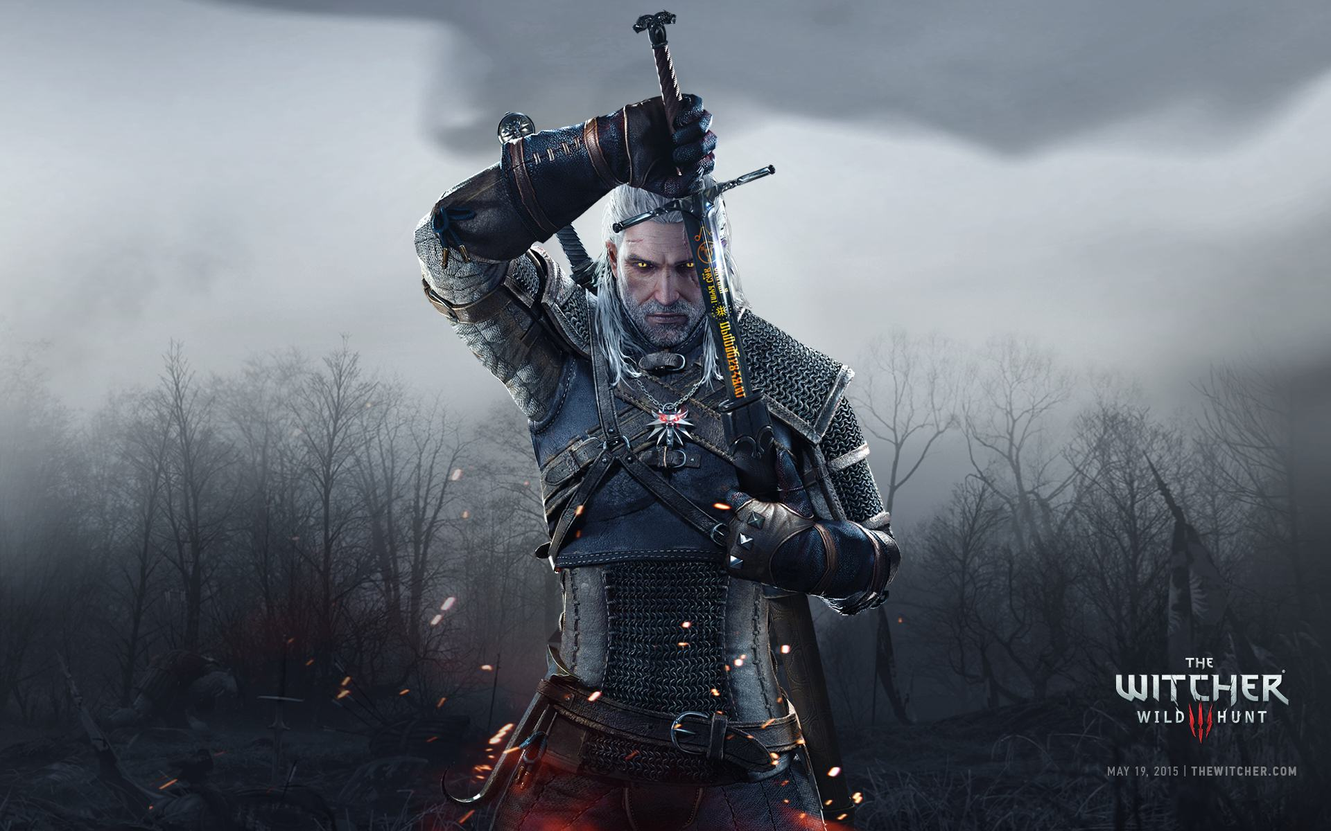 The Witcher Movie Coming To Cinemas In 2017, Gets The Mummy Producers UNILAD witcher3 en wallpaper wallpaper 7 1920x1200 143324591665216