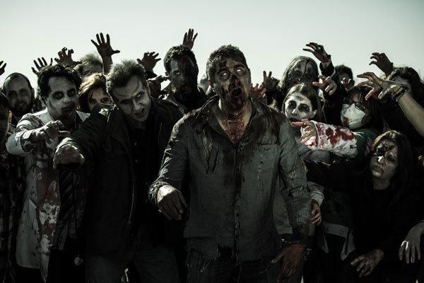 This Is The Safest City To Live In When The Zombie Apocalypse Kicks Off UNILAD zombies54895
