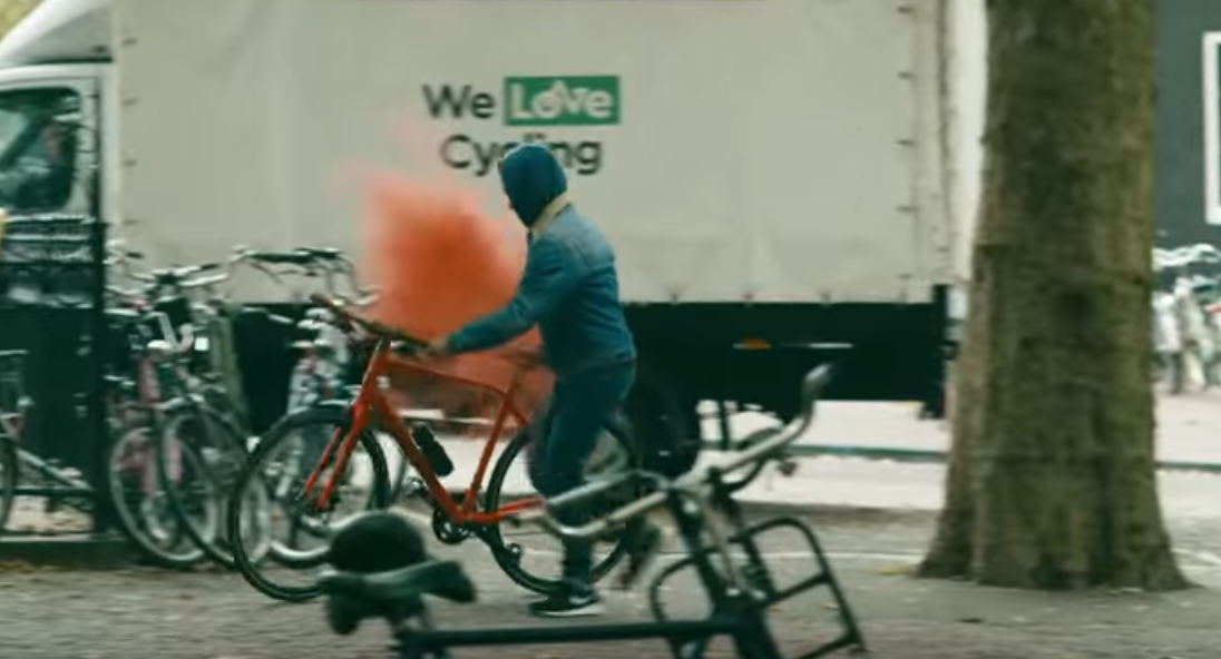Video Finds Out Which European City Has The Fastest Bike Thieves Untitled 11