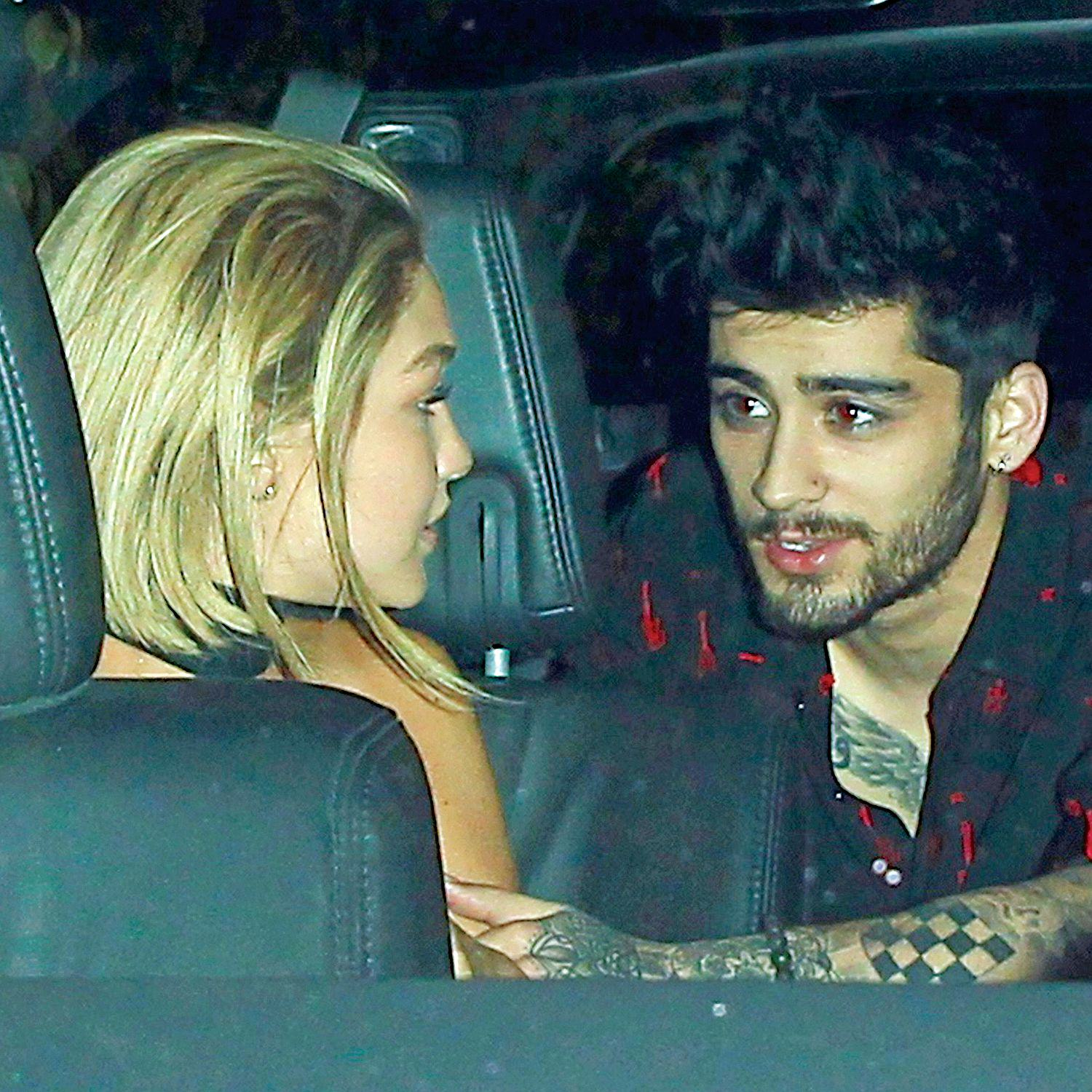 Zayn Maliks Supermodel Girlfriends Family Fled Middle East As Refugees XPOSUREPHOTOSCOM