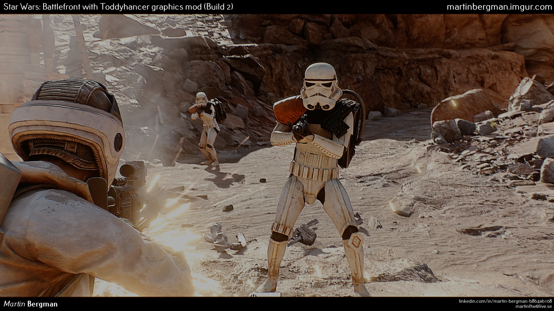 Star Wars Battlefront Looks Even More Phenomenal With Visual Mods ZbF1cat