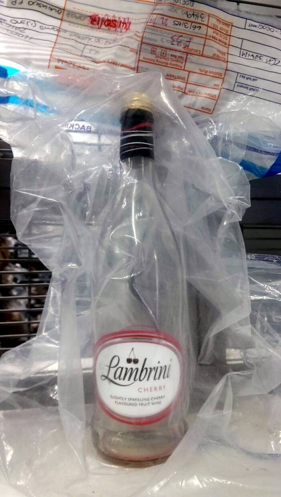 Pic shows.. A wife has admitted trying to murder her husband by poisoning him with anti-freeze concealed in a Christmas tipple of cherry Lambrini... .. Jacqueline Patrick, 54 (30.10.60), pleaded guilty on Thursday, 10 September at Inner London Crown Court to two counts of attempted murder of her husband Douglas - once in October 2013 and once on Christmas Day 2013... .. Their daughter Katherine Patrick, 21 (10.05.94) admitted one count of inciting another to administer a noxious substance. .. SEE STORY CENTRAL NEWS