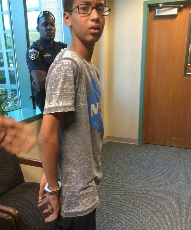 Family Of Ahmed Mohamed Want Massive Compensation And Apology For Clock Arrest ahmed lawsuit 2