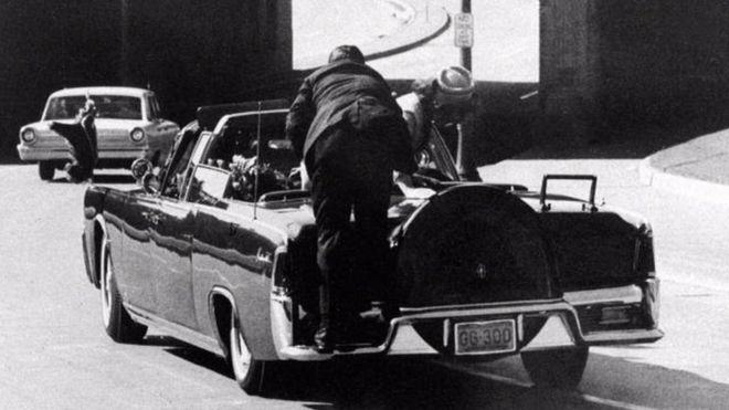 Woman Suing U.S Government For $10 Million Over JFK Assassination Footage ap