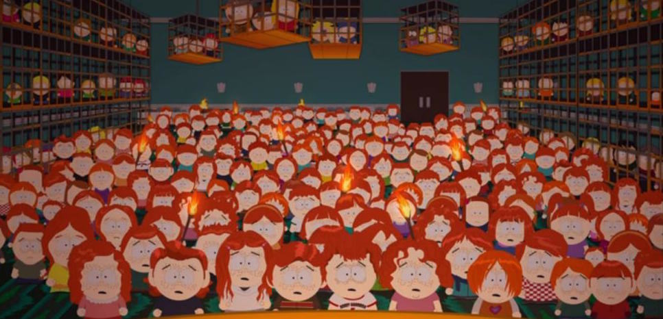 Stupid Kids Have Actually Started Kick A Ginger Day After Watching South Park article ginger 1 1125