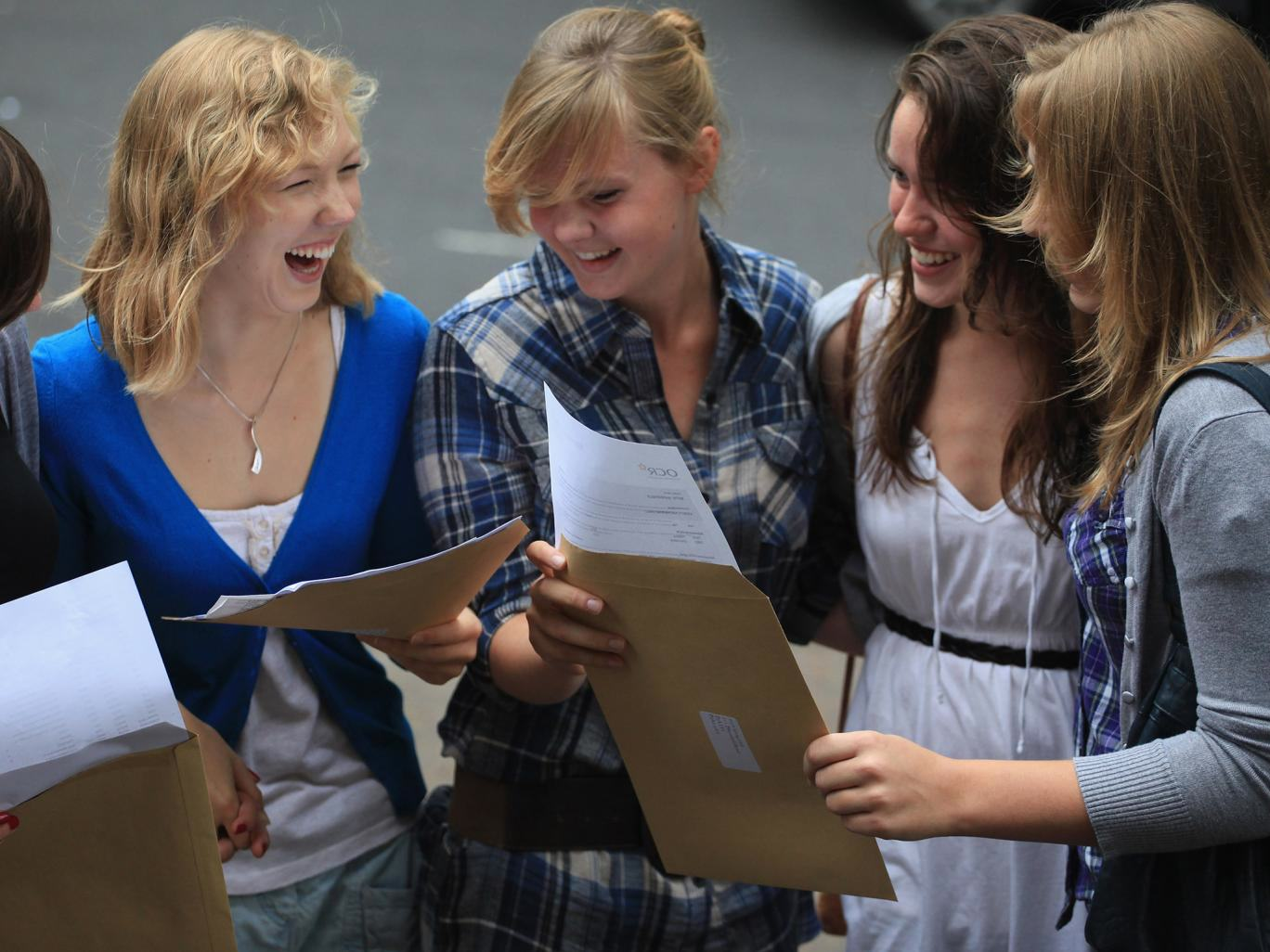Teacher Implies Exams Not Key To Happiness, Girls Should Get Married Instead blanche comments 2