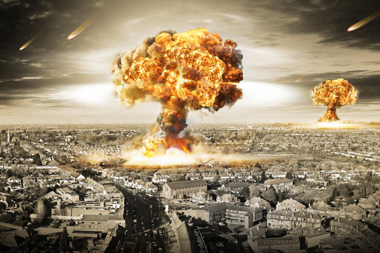 Experts Detail What Would Really Happen If Nuclear War Broke Out ehc0jj