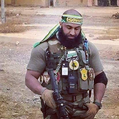 The Iraqi Rambo Has Killed 1,500 ISIS Members And Is A Beast fb2