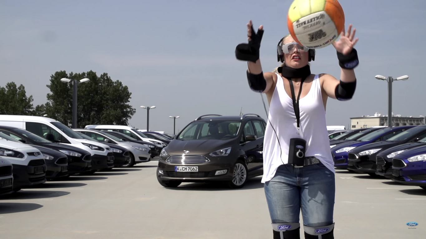 This Drug Driving Suit Simulates What Its Like To Drive High ford2