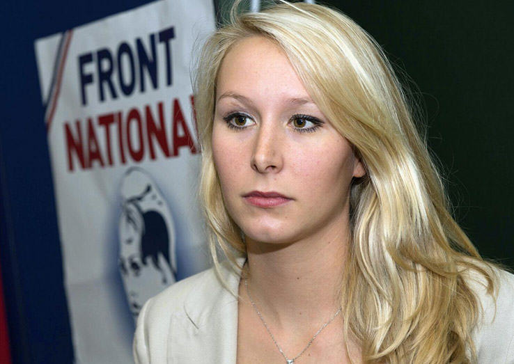 This 22 Year Old Is One Of The Key Figures In Frances Far Right frenchfarright