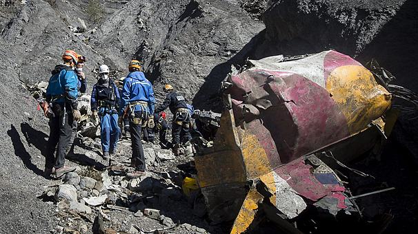 Moments That Shook The World In 2015 germanwings