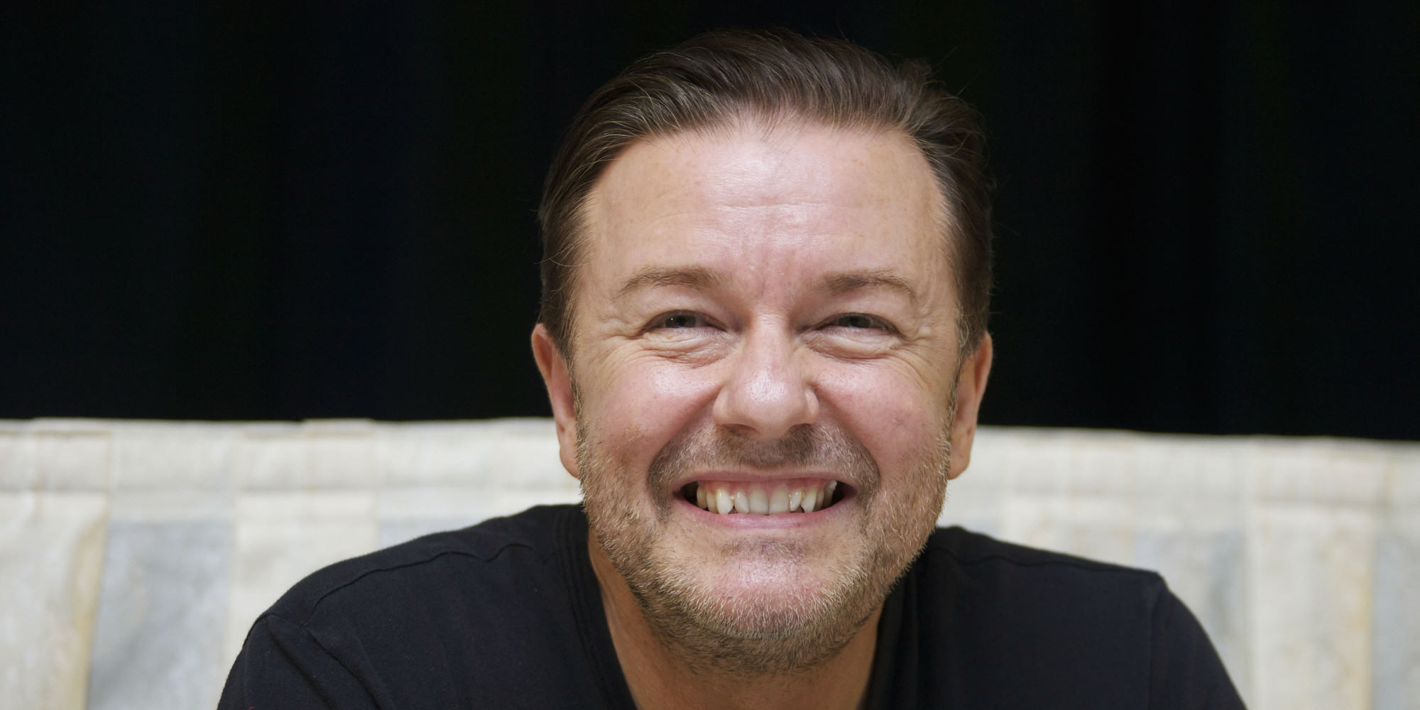 Did Ricky Gervais Go Too Far At The Golden Globes Or Are People Oversensitive? gervais 1